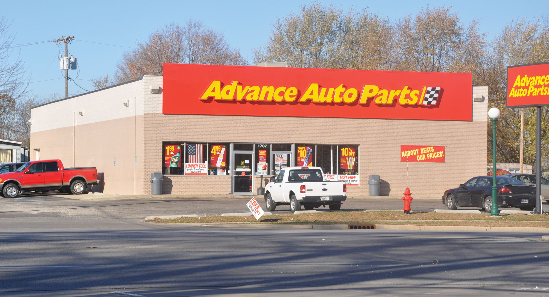 Advance Auto Parts of Plymouth