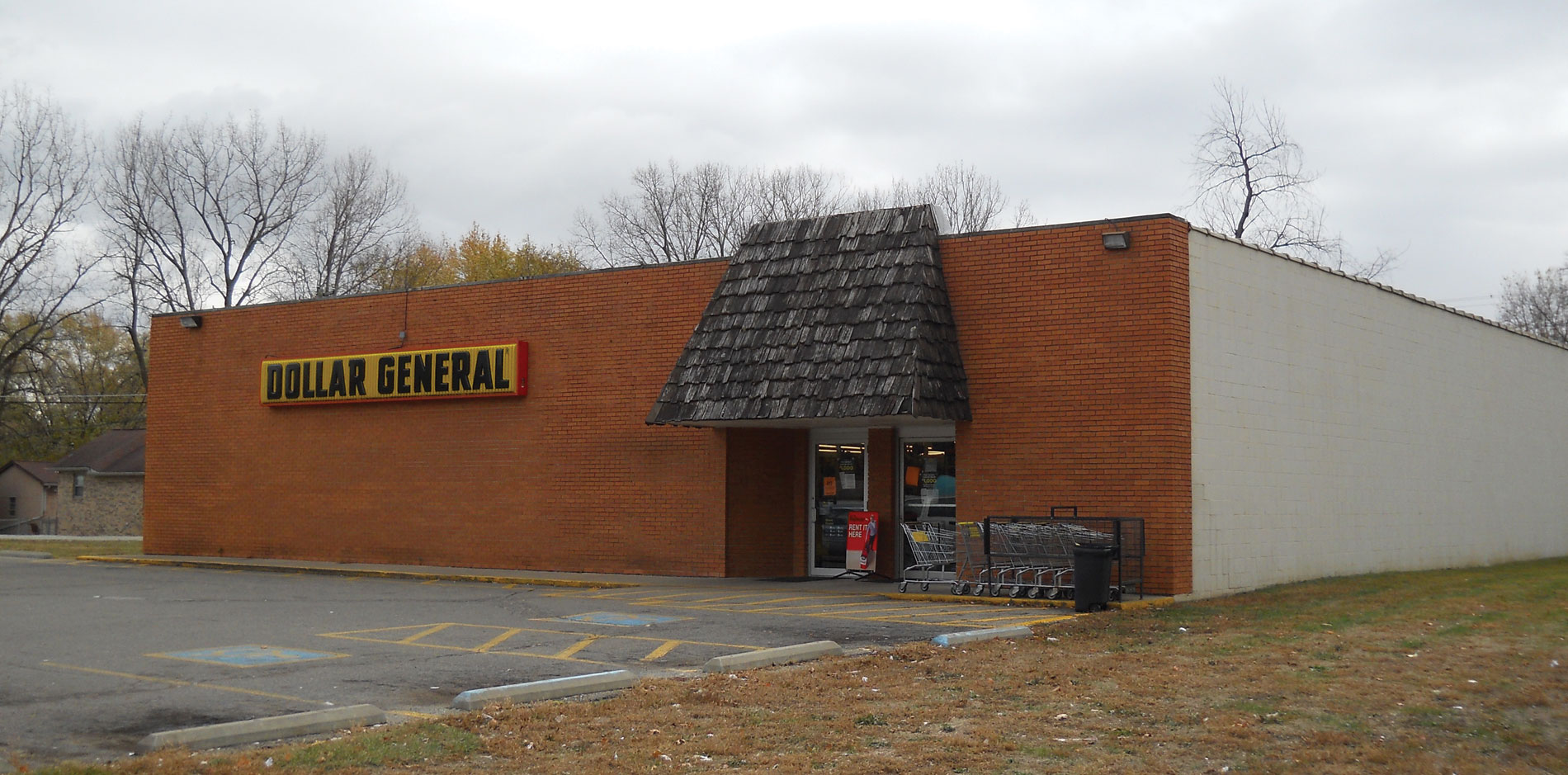 Dollar General of Anderson on 38th Street