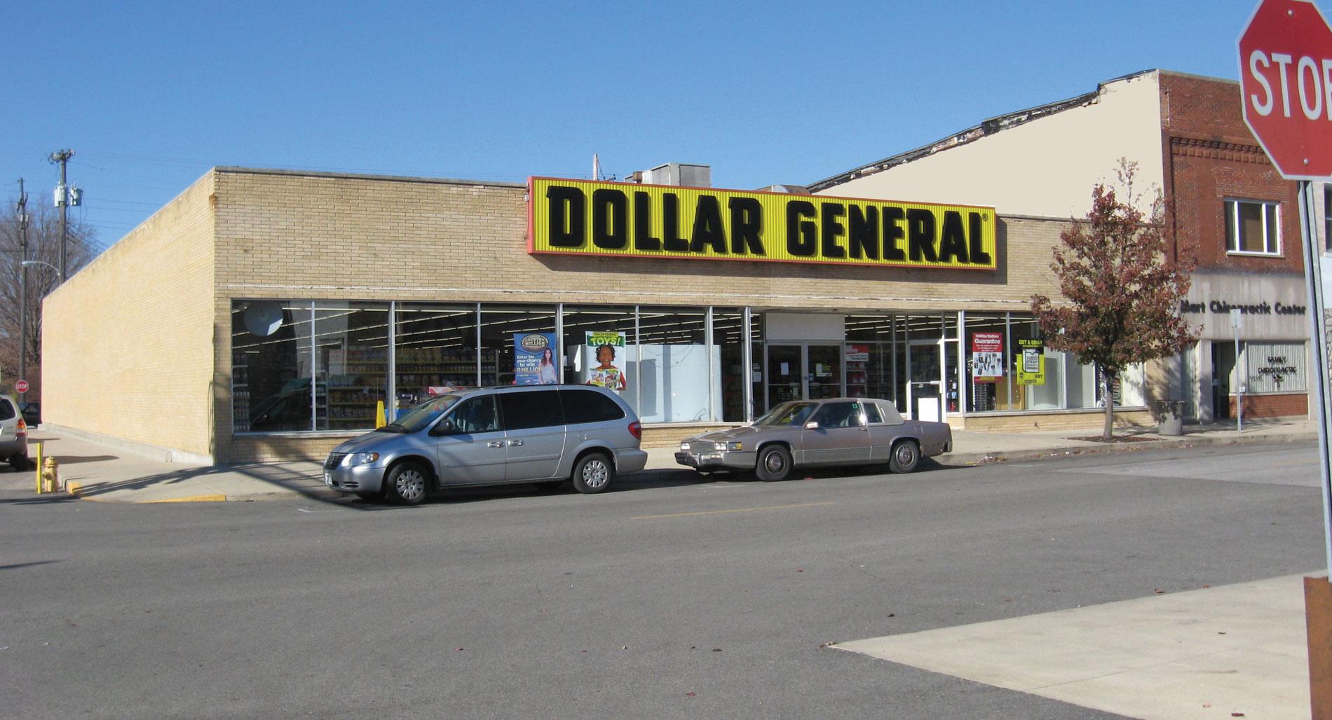 Dollar General of Knox
