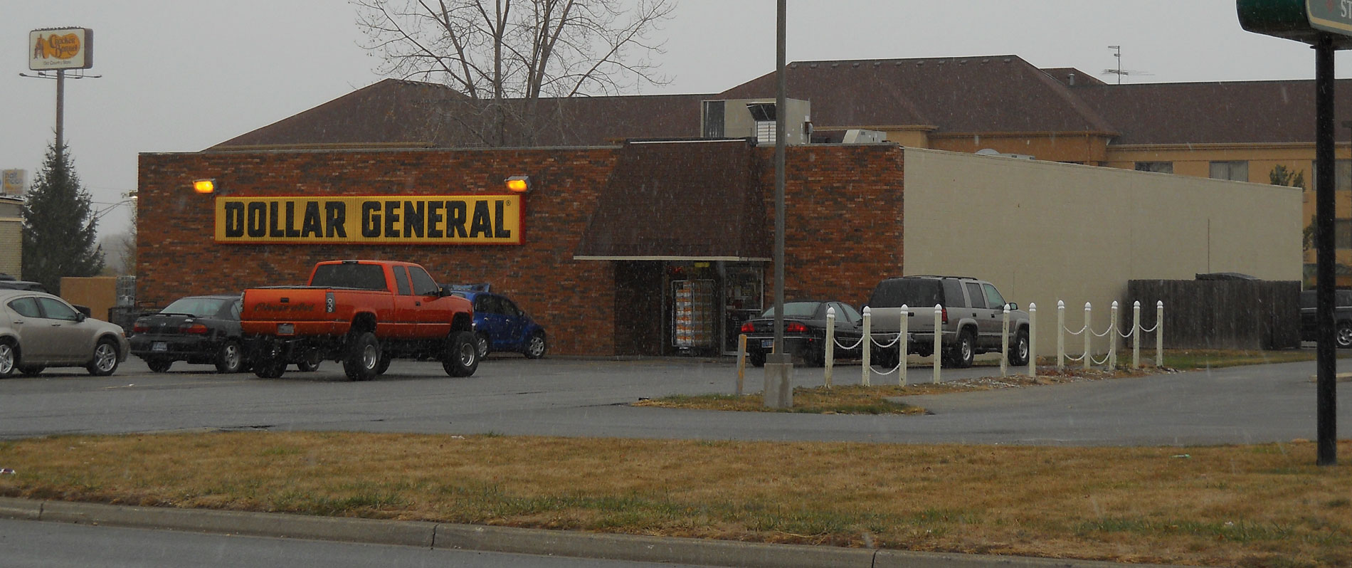 Dollar General of Kokomo on Center Rd