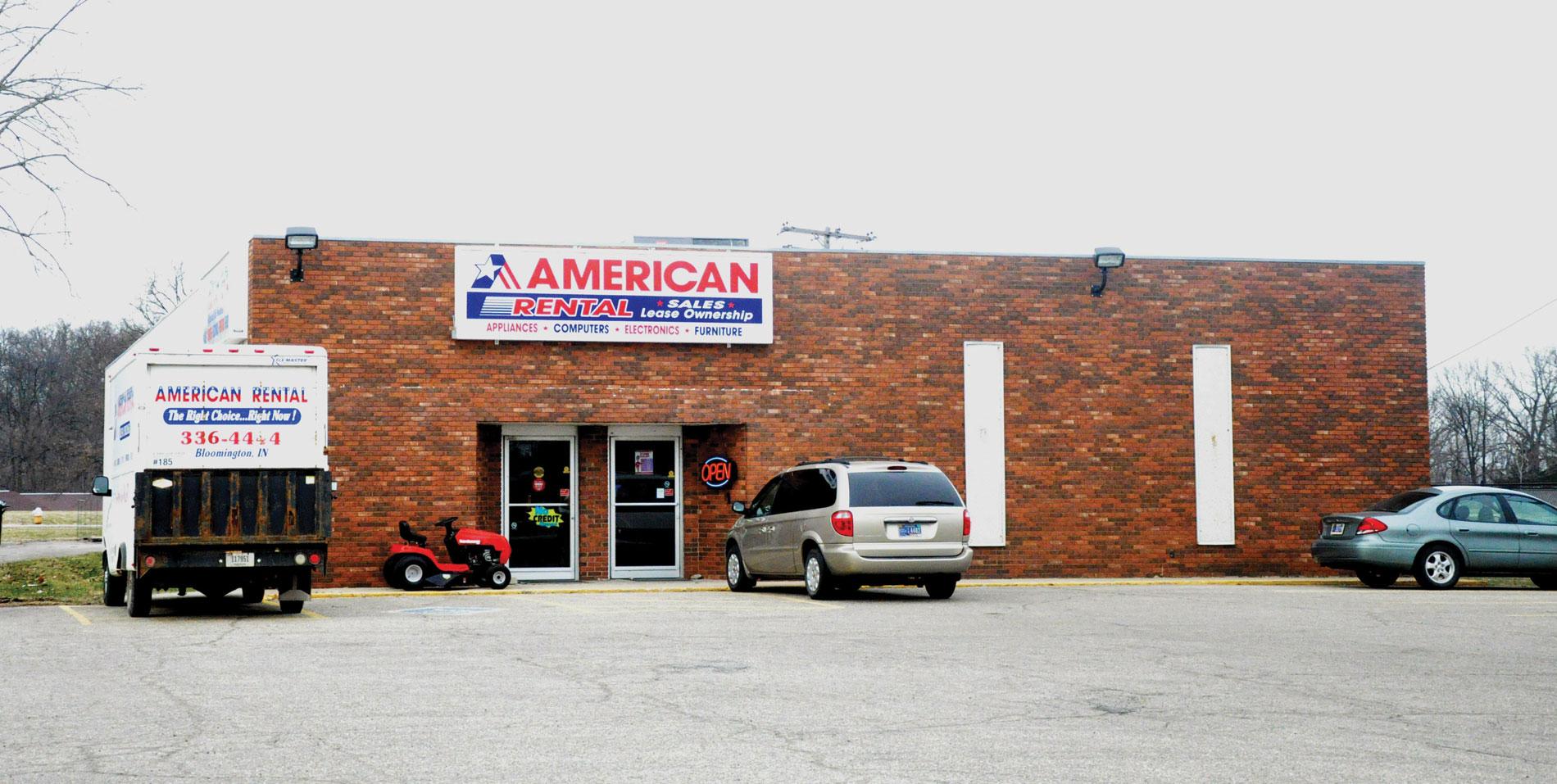 American Rentals of Attica