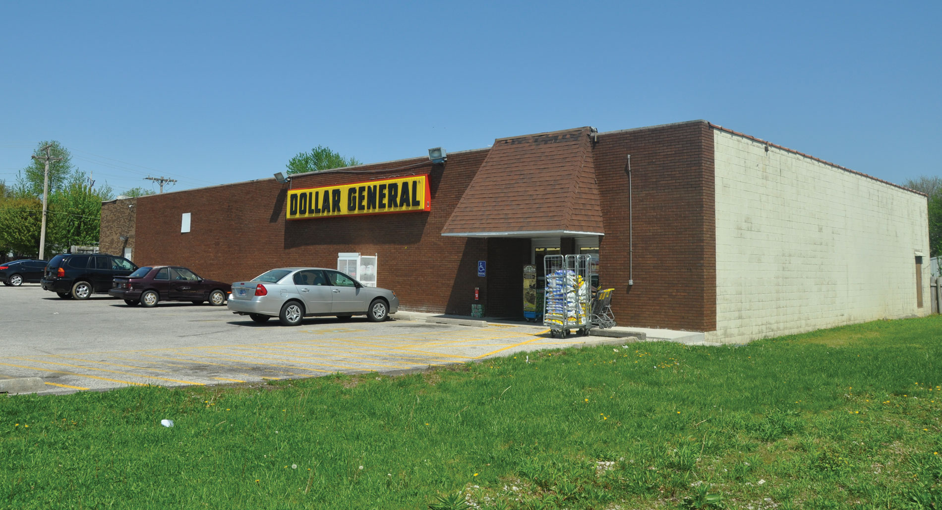 Dollar General of Scottsburgh