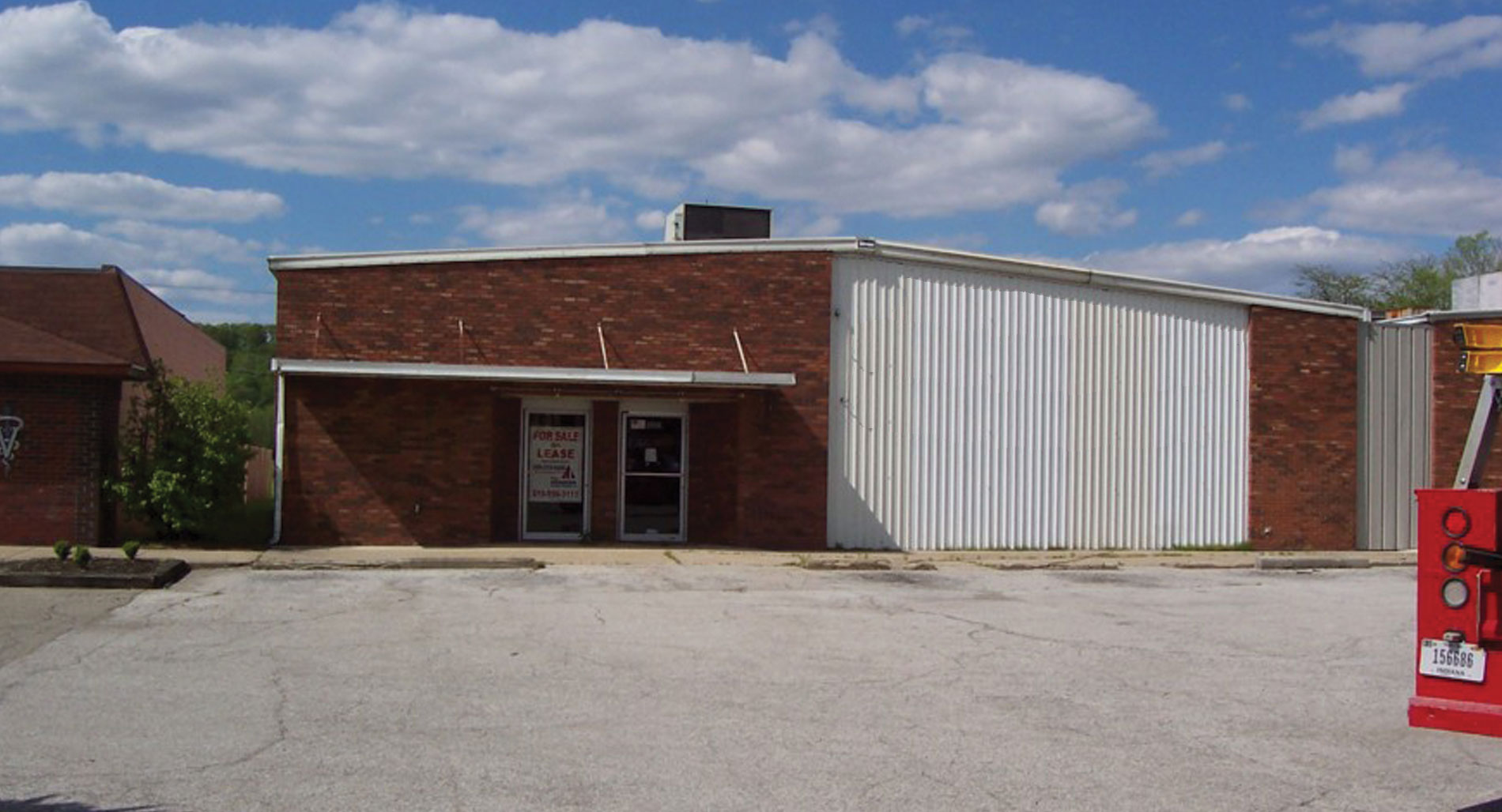 Available Retail Space in Logansport