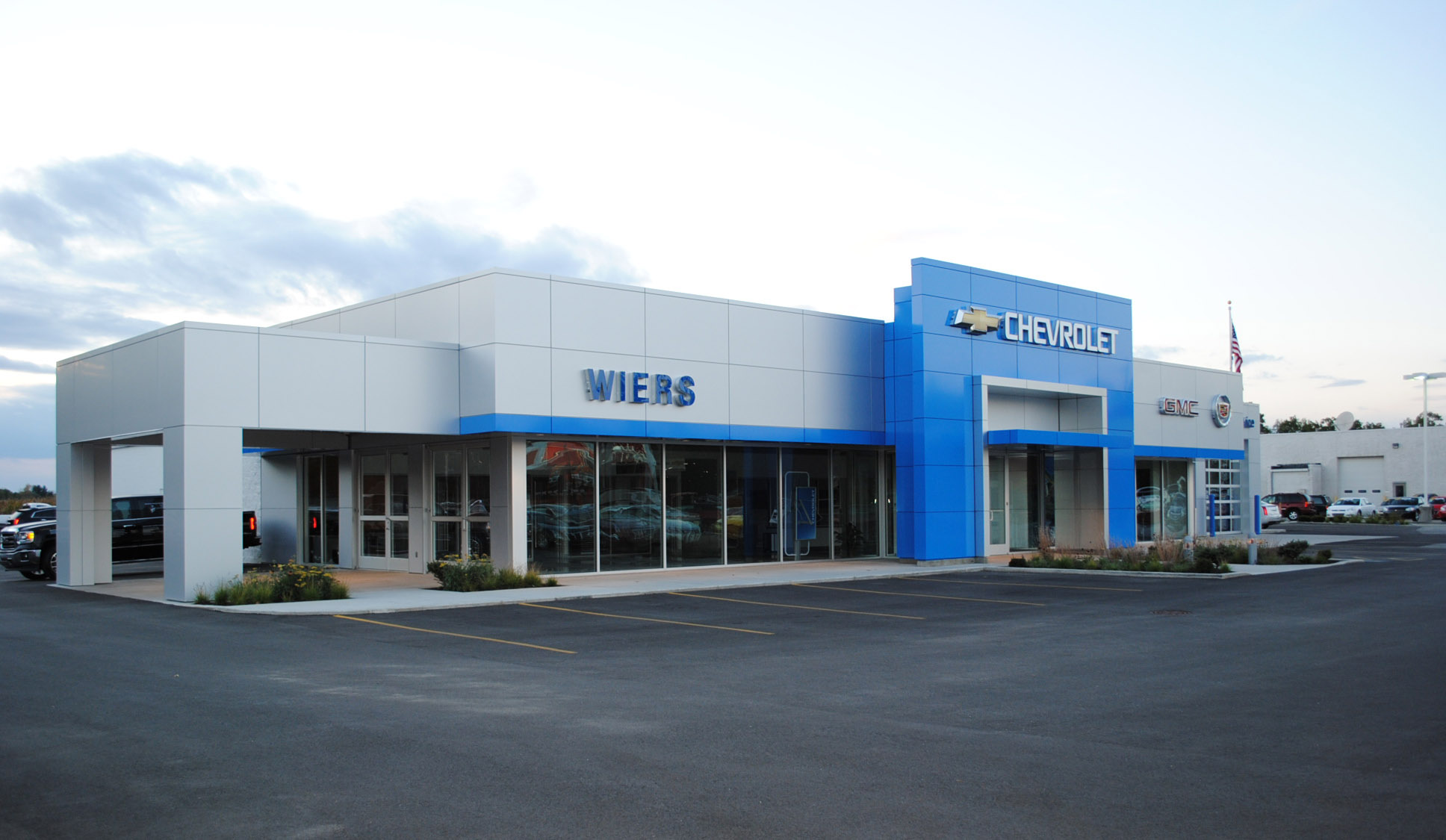 Wiers Chevrolet Cadillac GMC