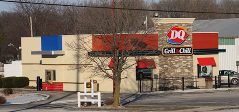 DQ Grill & Chill of Lowell