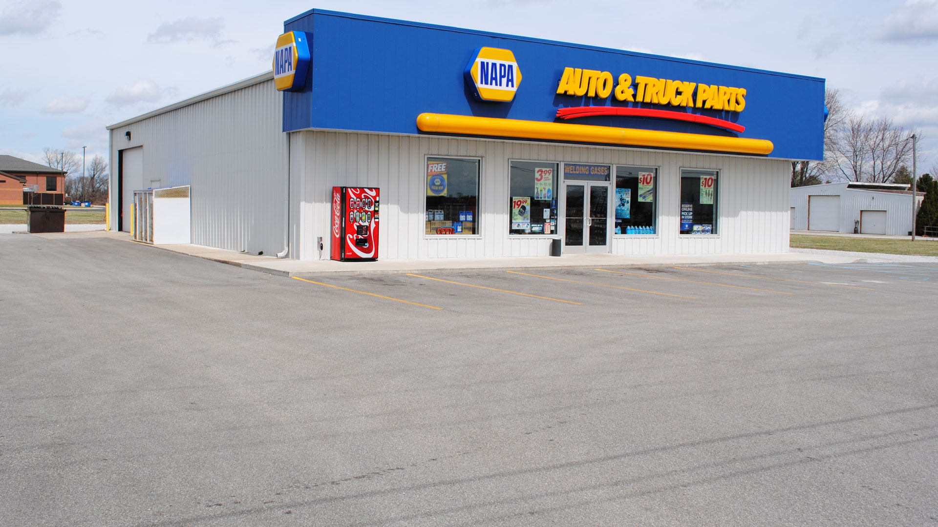 NAPA Auto Parts of DeMotte