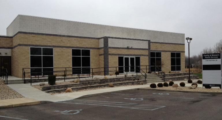 Pulaski Memorial Hospital Addition