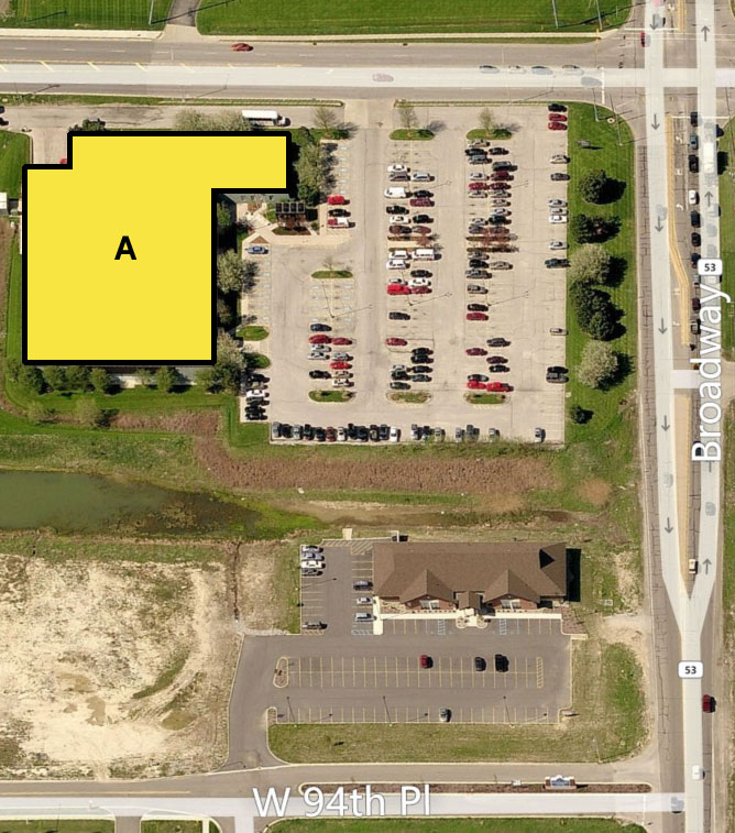 Former VA Outpatient Clinic of Crown Point Leasing Plan