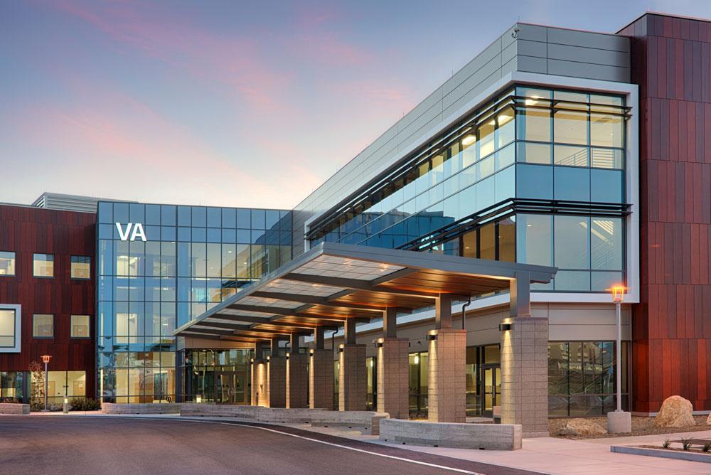 Monterey California VA Clinic